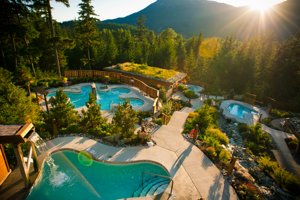 Spa Review Scandinave Spa In Whistler Canada Canadian