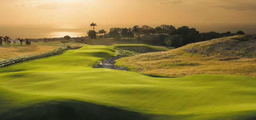 Apes Hill Club, Barbados (Image: Apes Hill)
