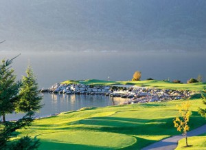 Furry Creek Golf and Country Club, British Columbia (Image: Furry Creek)