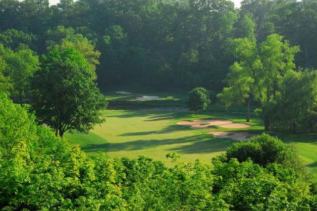 Glen Abbey Golf Club (Image: Clublink)