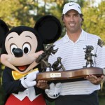 Disney PGA Tournament winner Stephen Ames