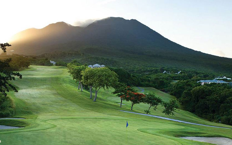 Four Seasons Nevis Golf Course (Image: Four Seasons)