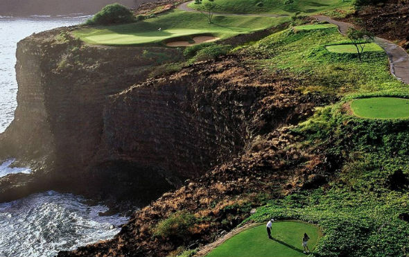 Four Seasons Manele Golf Course Hawaii (Image: Four Seasons Hotels and Resorts)