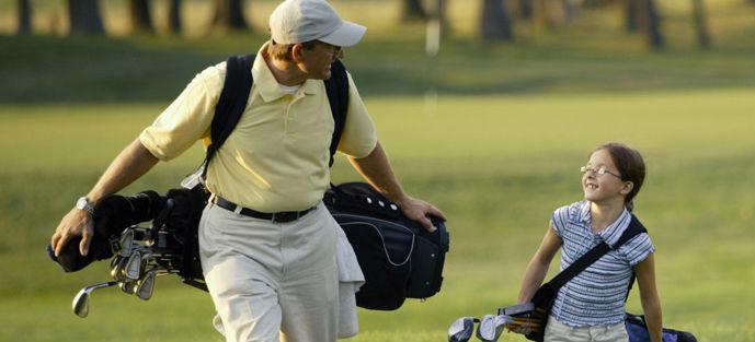 Kids Golf Deerhurst Resort