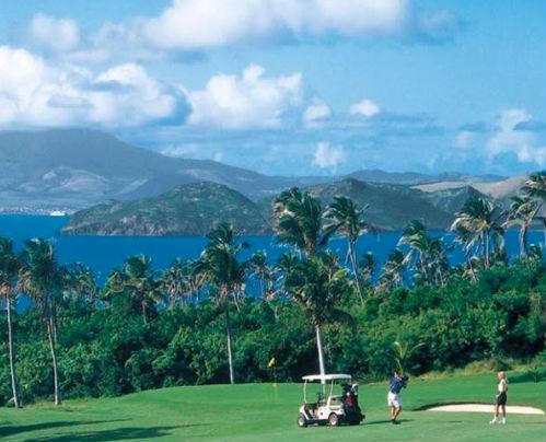 Four Seasons Nevis Golf Club (Image: @2islands1heaven)