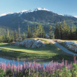 Golf Whistler in the Summer Wind