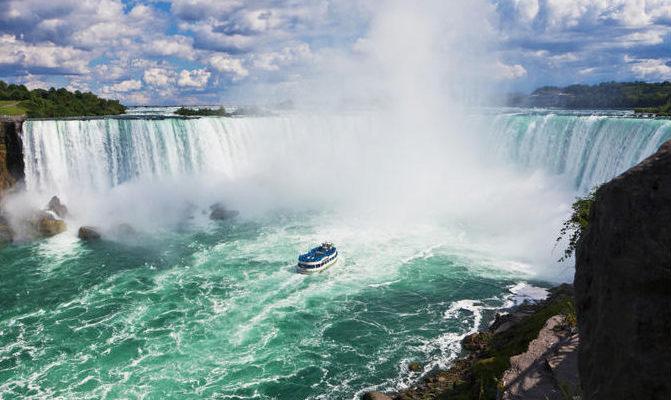 Niagara Falls Ontario (Image: Niagara Tourism)