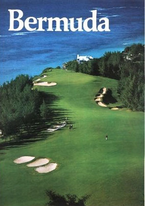 Bermuda poster featuring Mid Ocean Golf Club
