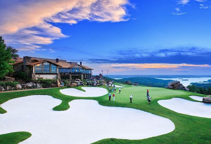 Top of the Rock golf course (image: Big Cedar Lodge)